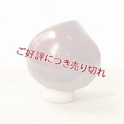 画像1: 黄楊根付 栗(01)(小) 【岡壱名入り】 【2016年09月26日公開】