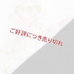 画像1: 刺繍半襟 梅桜 (02)