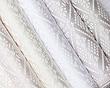 唐織り花菱