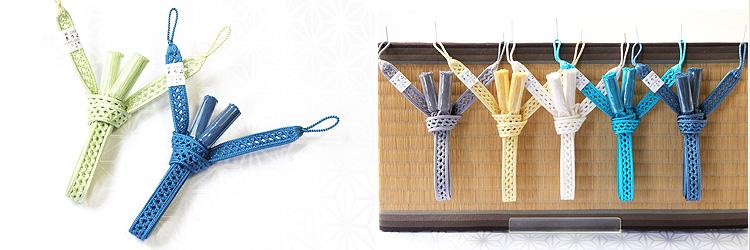 夏用羽織紐 イメージ画像